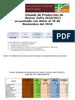 1er Est Prod Zafra 10 11 Nov 10 Ingenios Faltan 5