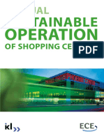Manual Sustainable Operation of Shopping Centers
