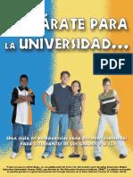 Preparate Para La Universidad