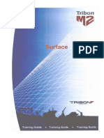 Tribon M2 - Surface