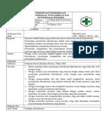 8.1.2 Ep 1 Sop Permintaan Pemeriksaan,Penerimaan,Pengambilan, Dan Penyimpanan Spesimen