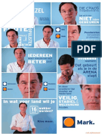 De VVD-campagneadvertentie 'Mark'