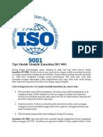Konsultan ISO Jakarta | Konsultan ISO Profesional | WA +62 857 1027 2813