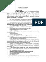 Model Contract de Comodat1
