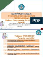 Paparan Strategi Pembelaajaran 2013