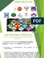 Unidad 3 Partidos Politicos