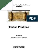 Apostila de Cartas Paulinas