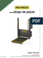 Palfinger Elevador PPU 3
