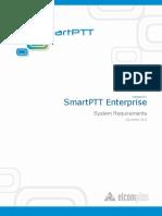 SmartPTT Enterprise System Requirements