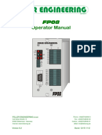 FP08-620 Eng Manual Feller