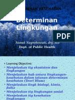 Determinan Lingkungan Ekosistem(1)
