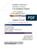 Application of Management Functions in Bangladeshi Organization