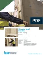 Case study   Five star hotel, London for web.pdf