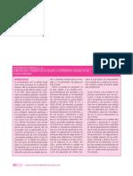 Acreditación y Fomento de La Calidad. La Experiencia Chilena de Las Últimas Décadas