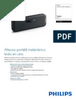 Philips SD 700 B