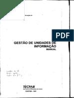 Organização de Unidades de Informação
