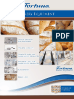 Fortuna Brochure - World of Fortuna Eng Bakery