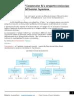 Repartition du revenu entre l'Epargne ; Consomation de La Perspective Néoclassique a La Révolution Keynésienne1
