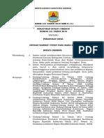 BD Perbup Perangkat Desa No. 121 Tahun 2015