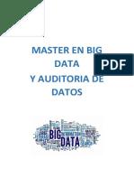 Master en Auditoria de Datos y Small Data