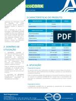 Ficha Técnica Betonilha Ecocork