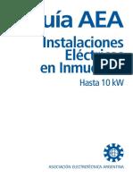 AEA Guia Aea Indice