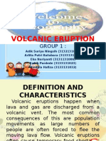 Power Point Volcanic Eruption