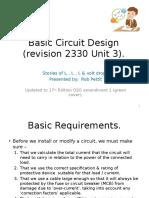 Basic Circuit Design Revision_V2 (1)