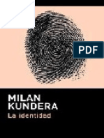 La identidad - Milan Kundera.pdf