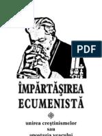 Impartasirea ecumenista