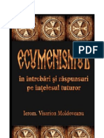 Ecumenismul in Intrebari Si Raspunsuri