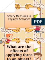 Lesson 47 Safety Precautions