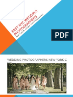Best NYC Wedding Photographers - Matthew Sowa Photography