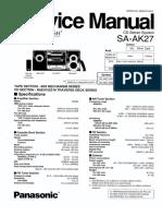 Diagrama SA AK27