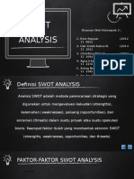 Ppt SWOT Analysis
