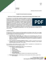 Protocolo Para El Manejo de La Infeccion Por Virus de Influenza a h1n1