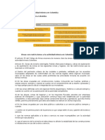 Restricciones a La Actividad Minera en Colombia