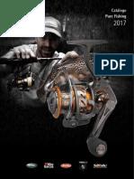 Pure Fishing 2017 Catalogo