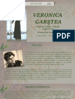 Veronica Garştea