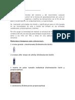 Solicitud de Materiales Estimulacion Sensorial