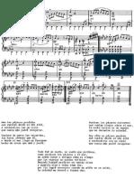 Los Pajaros Perdidos (a. Piazzolla)