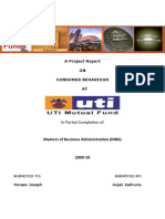 UTI Mutual Fund
