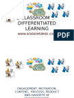 Differentiate Learning With Eclassroom