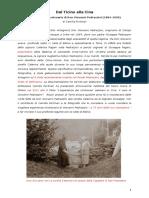Giovanni Pedrazzini Articolo Per Il Giornale