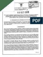 Decreto 2025 Del 2015 Medidas de Control Para Impo y Expo de Telefonos Moviles