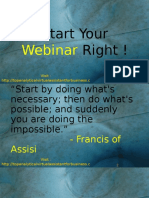 Ways to Guarantee Nobody Misses Your Next Webinar