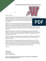 pbda informational handout