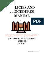 4  2016-2017 policies and procedures  1 pdf