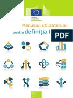 Manualul Utilizatorului Pt Definitia Imm Comisia Europeana