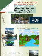 Caudales Ecologicos CIP 2017